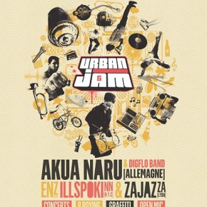Urban Jam #5 , demandez le programme!