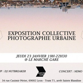 Urban Exhibition - Photography & Music
