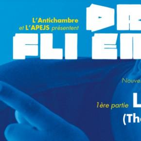 Concert Dragon Fli Empire + L'Entourloop @ La Soute