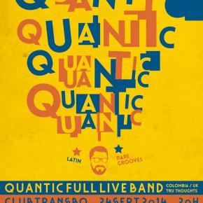 Gagnez vos places pour les concerts de Freddie Gibbs et Quantic !!!