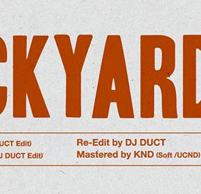 DJ DUCT Backyard 45