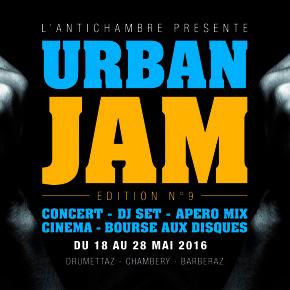 Urban Jam #9, le programme !