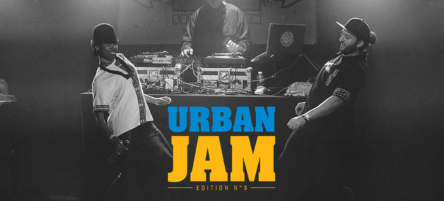 Urban Jam #9 : les photos