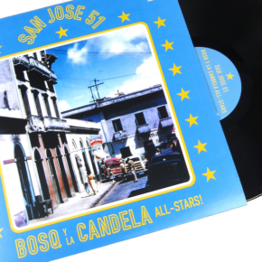 Bosq Y La Candela All-Stars ! San Jose 51