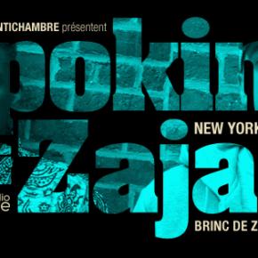 Soirée Ellebore/L'Antichambre : Concert de Illspokinn & Zajazza au Brin de Zinc